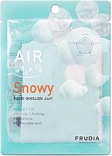 Parfémy, Parfumerie, kosmetika Obnovující krémová pleťová maska - Frudia Air Mask 24 Snowy