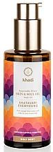 Parfémy, Parfumerie, kosmetika Ajurvédský tělový elixír olej  - Khadi Ayurvedic Elixir Skin & Soul Oil Shatavari Everyoung