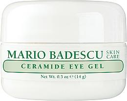 Parfémy, Parfumerie, kosmetika Vyživující oční gel - Mario Badescu Ceramide Eye Gel