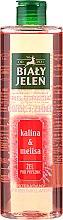 "Parfémy, Parfumerie, kosmetika Sprchový gel ""Kalina a melissa"" - Bialy Jelen"