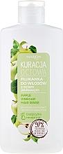 Parfémy, Parfumerie, kosmetika Oplachovač na vlasy s jablečným octem pro normální a mastné vlasy - Marion Apple Vinegar Hair Rinse