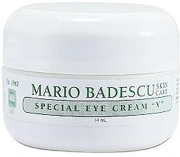 Parfémy, Parfumerie, kosmetika Speciální krém na oční okolí - Mario Badescu Special Eye Cream V