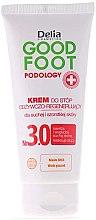 Parfémy, Parfumerie, kosmetika Krém na nohy vyživující obnovující - Delia Good Foot Conditioning Regenerating Foot Cream