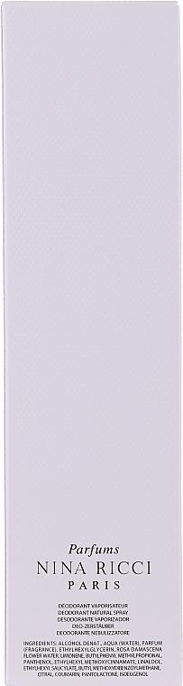 Nina Ricci Nina - Deodorant — foto N3