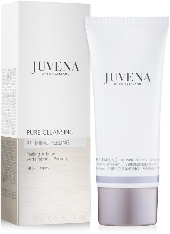 Jemný peeling na obličej s bambusovým práškem - Juvena Pure Cleansing Refining Peeling — foto N1