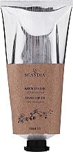 Parfémy, Parfumerie, kosmetika Krém na ruce Orientální - Scandia Cosmetics Hand Cream 25% Shea Orient