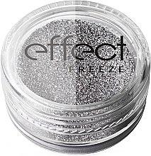 Parfémy, Parfumerie, kosmetika Pudr na nehty - Silcare Freeze Effect