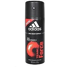 Parfémy, Parfumerie, kosmetika Adidas Team Force 24h Fresh Power Deo Body Spray - Deodorant ve spreji