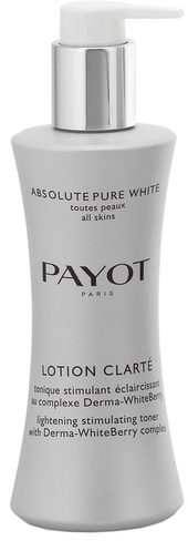 "Lotion na obličej s komplexem ""Derma-WhiteBerry"" - Payot Lotion Clarte Stimulating Toner — foto N1"