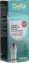 Parfémy, Parfumerie, kosmetika Liftingový gel pro pokožku kolem očí - Delia Lifting Roll-On 3D Hyaluron Gel