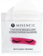 Parfémy, Parfumerie, kosmetika Opakovaně použitelné odličovací polštářky - Misencil Makeup Remover Macaroons