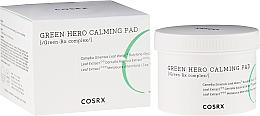 Parfémy, Parfumerie, kosmetika Zklidňující obličejové disky - Cosrx One Step Green Hero Calming Pad