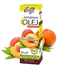 Parfémy, Parfumerie, kosmetika Přírodní olej z jader broskve - Etja Natural Oil