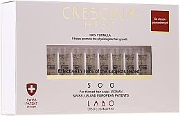 Parfémy, Parfumerie, kosmetika Lotion-koncentrát pro obnovení růstu vlasů u žen 500 - Labo Crescina HFSC 500 Re-Growth Woman