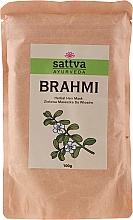 Parfémy, Parfumerie, kosmetika Ajurvedický pudr na vlasy Brahmi - Sattva