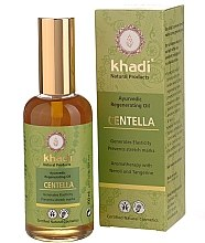 "Parfémy, Parfumerie, kosmetika Tělový olej ""Centella"" - Khadi"
