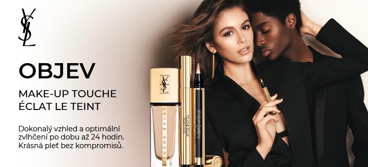K nákupu produktů Yves Saint Laurent v hodnotě nad 905 Kč získej tužku na oči jako dárek