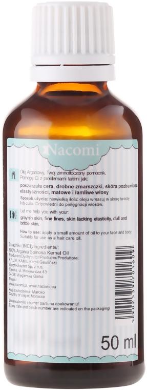 Arganový olej ECO - Nacomi — foto N4