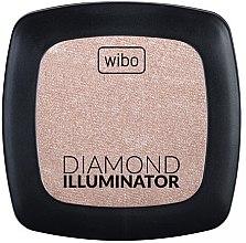 Parfémy, Parfumerie, kosmetika Rozjasňovač - Wibo Diamond Illuminator