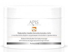 Parfémy, Parfumerie, kosmetika Tělový olej - APIS Professional Orange TerApis Natural Shea Butter