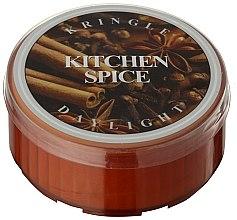 Parfémy, Parfumerie, kosmetika Čajová svíčka - Kringle Candle Kitchen Spice