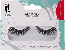 Parfémy, Parfumerie, kosmetika Umělé řasy - Ibra Eyelash Glam 400