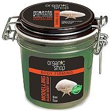 """Parfémy, Parfumerie, kosmetika Anticelulitidní sprchový gel """"Mořské SPA"""" - Organic Shop Anticellulite Algae Body Wash"""