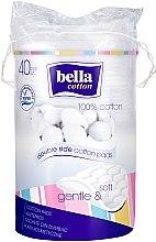 Parfémy, Parfumerie, kosmetika Odličovací tampony - Bella Cotton Duo-Wattepads