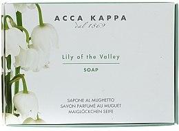 """Parfémy, Parfumerie, kosmetika Mýdlo - Acca Kappa """"Konvalinka"""""""