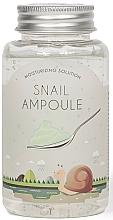 Parfémy, Parfumerie, kosmetika Ampulový gel s hlemýždím mucinem - Esfolio Moisturizing Solution Snail Ampoule
