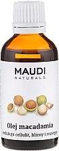 Parfémy, Parfumerie, kosmetika Makadamový olej - Maudi