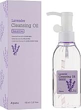 Parfémy, Parfumerie, kosmetika Čisticí olej Levandule - A'pieu Lavender Cleansing Oil