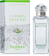 Parfémy, Parfumerie, kosmetika Hermes Un Jardin sur le Toit - Toaletní voda (mini)