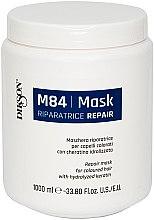 Parfémy, Parfumerie, kosmetika Regenrační maska pro barvené vlasy s keratinem - Dikson M84 Repair Mask