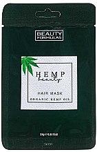 Parfémy, Parfumerie, kosmetika Maska na vlasy - Beauty Formulas Hemp Beauty Hair Mask