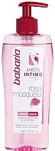 Parfémy, Parfumerie, kosmetika Gel pro intimní hygienu s šípkem - Babaria Rosa Mosqueta Intimate