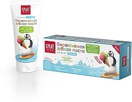 """Parfémy, Parfumerie, kosmetika Dětská zubní pasta """"Ovocná zmrzlina"""", 2-6 let - SPLAT Kids"""