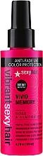 Parfémy, Parfumerie, kosmetika Sprej pro vysušení vlasů - SexyHair Vibrant Vivid Memory Blow Dry Spray