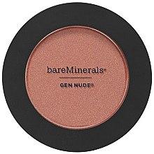 Parfémy, Parfumerie, kosmetika Tvařenka - Bare Escentuals BareMinerals Gen Nude Powder Blush