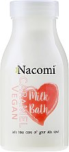 "Parfémy, Parfumerie, kosmetika Mléko do koupele ""Karamel"" - Nacomi Milk Bath Caramel"