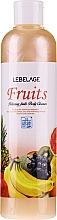 Parfémy, Parfumerie, kosmetika Sprchový gel - Lebelage Relaxing Fruits Body Cleanser
