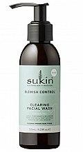 Parfémy, Parfumerie, kosmetika Čisticí gel na obličej - Sukin Blemish Control Clearing Facial Wash