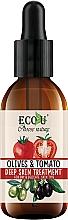 Parfémy, Parfumerie, kosmetika Intenzivní pleťové sérum Rajče a olivy - Eco U Face Serum