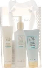Parfémy, Parfumerie, kosmetika Sada - Mary Kay Satin Hands (h/softener/60g + h/scrub/220g + h/cr/85g)