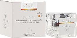 Parfémy, Parfumerie, kosmetika Hydratační oční krém - Nikel Eye Cream