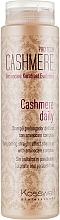 Parfémy, Parfumerie, kosmetika Šampon pro udržení hladkosti vlasů - Kosswell Professional Cashmere Daily
