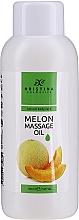 Parfémy, Parfumerie, kosmetika Masážní olej Dýně - Hristina Cosmetics Melon Massage Oil