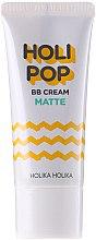 Parfémy, Parfumerie, kosmetika Matující BB-krém - Holika Holika Holi Pop BB Cream