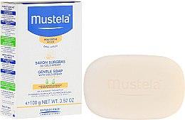 Parfémy, Parfumerie, kosmetika Mýdlo - Mustela Surgras Au Cold Gentle Soap With Cold Cream