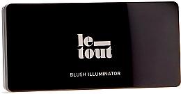 Parfémy, Parfumerie, kosmetika Paletka na líčení - Le Tout Blush Illuminator